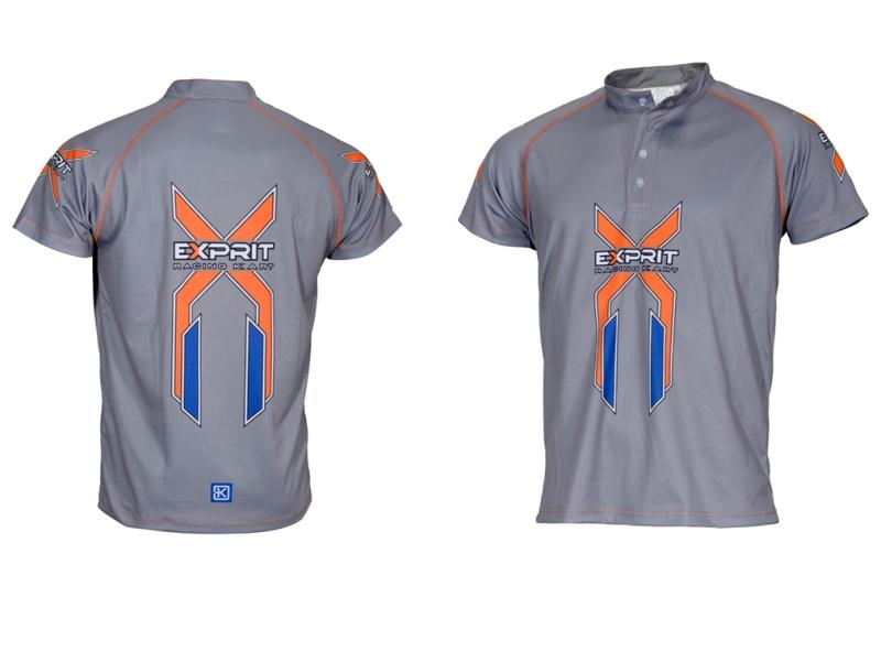 OTK Tony Kart T-Shirt NEU Bekleidung Weitere Sportarten