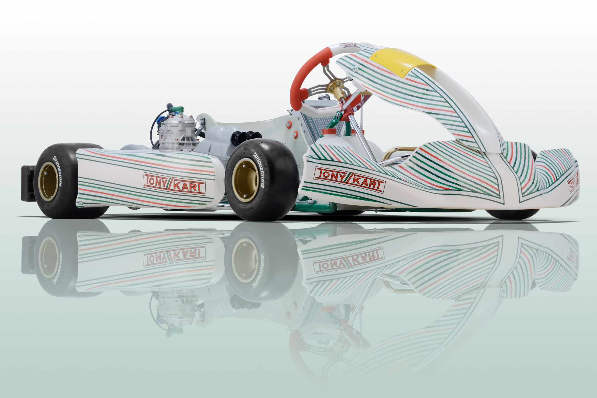 Z11.TONYKART RACER 401 R OK
